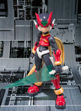 Mega Man Zero Zero S.H.Figuarts Action Figure