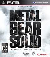 Metal Gear Solid: The Legacy Collection Game Only