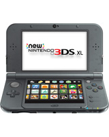 New Nintendo 3DS XL System Metallic Black