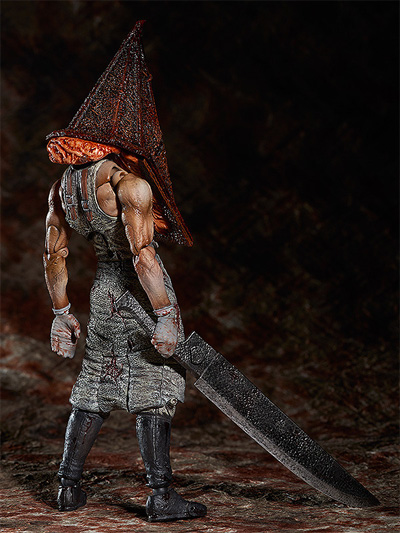 Silent Hill 2 Red Pyramid Thing Figma