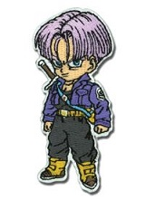 Dragon Ball Z SD Trunks Patch