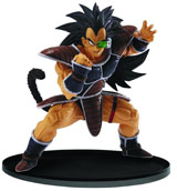 Dragon Ball Z: Sculture Big Budokai Vol 4 Raditz Figure