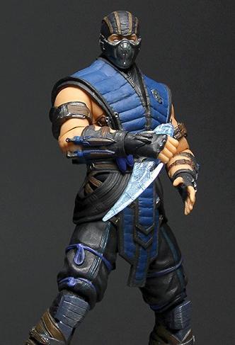 Mortal Kombat X Sub-Zero 12