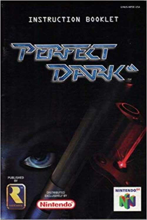 Perfect Dark (Instruction Manual)
