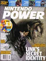 Nintendo Power Volume 193 The Legend of Zelda: Twilight Princess
