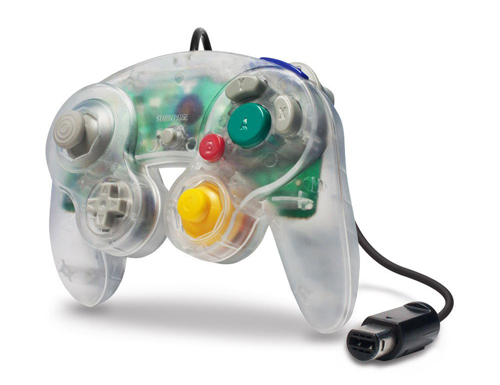 GameCube Controller Clear