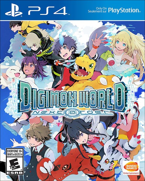 Digimon World: Next Order