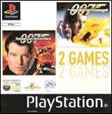 007 Tomorrow Never Dies + The World is Not Enough 2 Pack