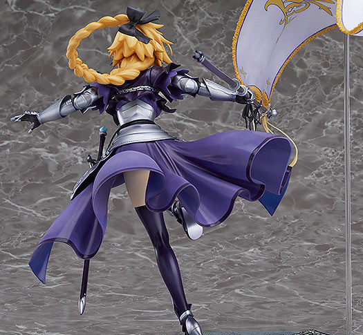 Fate/Grand Order: Ruler Jeanne D'Arc 1/7 Scale PVC Figure Back