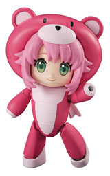 Gundam Build Fighters: Petit'Gguy Chara'Gguy Momo Model Kit