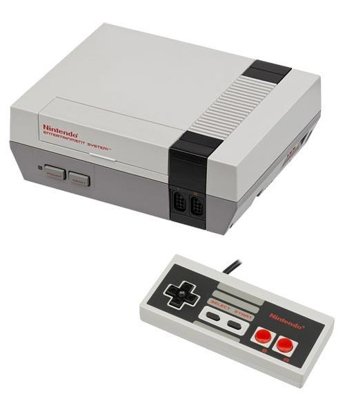 Nintendo Entertainment System NES Original Model Refurbished System - Grade A