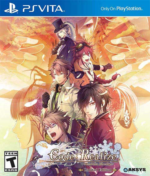 Code: Realize Wintertide Miracles Limited Edition