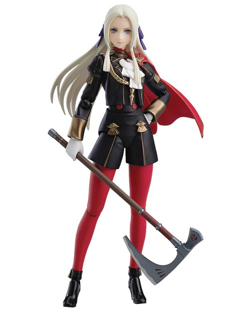 Fire Emblem: Three Houses Edelgard von Hresvelg Figma Action Figure