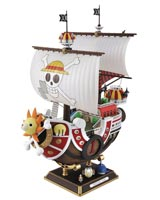 One Piece: Thousand Sunny Land of Wano Grand Ship Model Collection