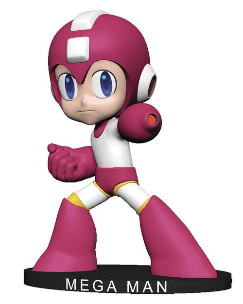 Mega Man Triple Blade Bobblehead