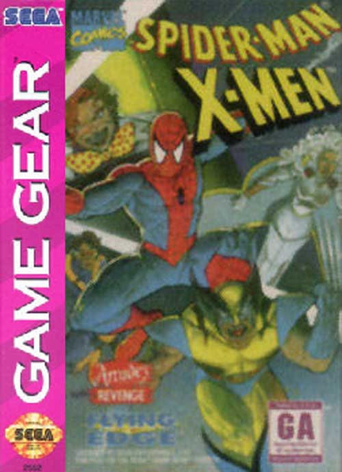 Spiderman and the X-Men: Arcade's Revenge