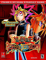 Yu Gi Oh Reshef Of Destruction Official Strategy Guide
