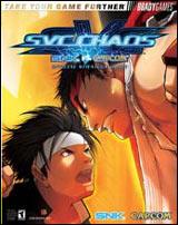 SVC Chaos: SNK Vs. Capcom Official Strategy Guide