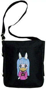 Bubu Black Lucky Pouch Bag