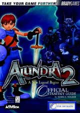 Alundra 2 Official Strategy Guide