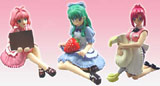 Please Twins Apron Dress Version DX Figure Set