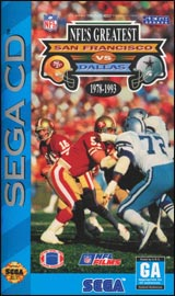 NFL's Greatest: San Francisco Vs. Dallas 1978-1993