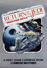 Star Wars: Return of Jedi Death Star battle