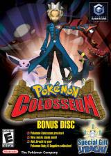 Pokemon Colosseum Jirachi Bonus Disc