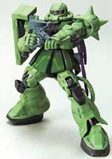 Gundam HCM Pro Series: MS-06F Zaku II Repaint Ver Action Figure