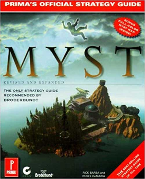 Myst Official Strategy Guide