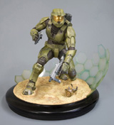 Halo 3: Master Chief - Field of Battle ARTFX Statue