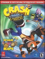 Crash Bandicoot 2: N-Tranced Official Strategy Guide