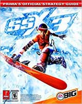 SSX 3 Official Strategy Guide Book