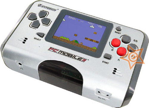FC Mobile 2 Portable NES System (White)