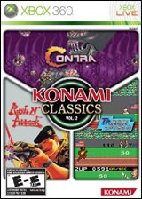 Konami Classics Volume 2