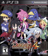 Disgaea 4: A Promise Unforgotten Premium Edition