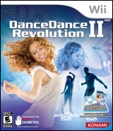 Dance Dance Revolution II Bundle