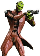 Mass Effect 3 Series 1 Thane Action Figure