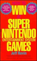 How to Win at Super Nintendo Games