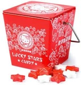 Hello Kitty Lucky Stars Novelty Candy