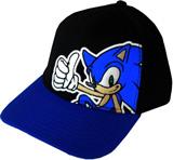 Sonic The Hedgehog Sonic Thumbs Up Flex Cap