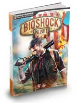 Bioshock Infinite Official Strategy Guide by BradyGames