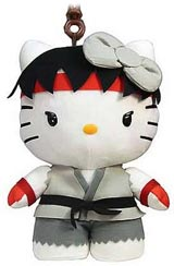 Sanrio x Street Fighter Ryu 4