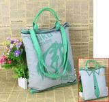 Hatsune Miku Silhouette Canvas Tote Bag