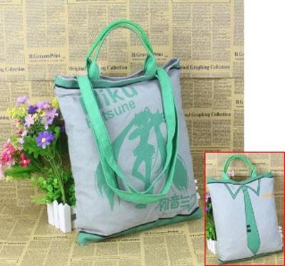 Hatsune Miku Silhouette Bag