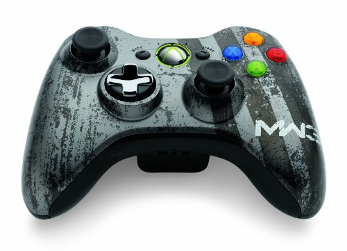Xbox 360 Call of Duty Modern Warfare 3 Limited Edition Wireless Controller