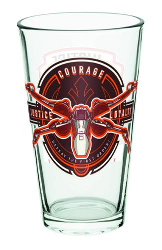 Star Wars Rebel 16 oz Pint Glass