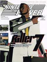 Nintendo Power Volume 190 Killer 7