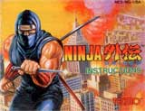 Ninja Gaiden (Instruction Manual)