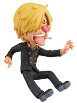 One Piece Picoocha Sanji 3 Inch Figure